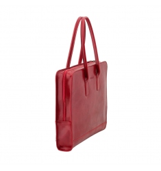 Portadocumentos  mujer rojo